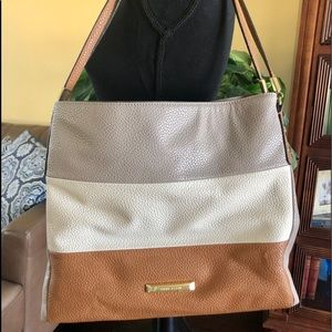 Anne Klein Tri-color bag - lots of storage!